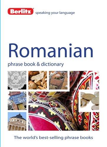 Berlitz Language: Romanian Phrase Book & Dictionary