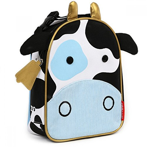 Picci Zoo World Backpack Thermal With Cow