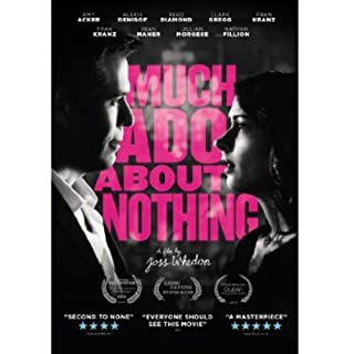 Much Ado About Nothing [DVD] [2012]