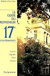 Guide du promeneur, 17e arrondissement