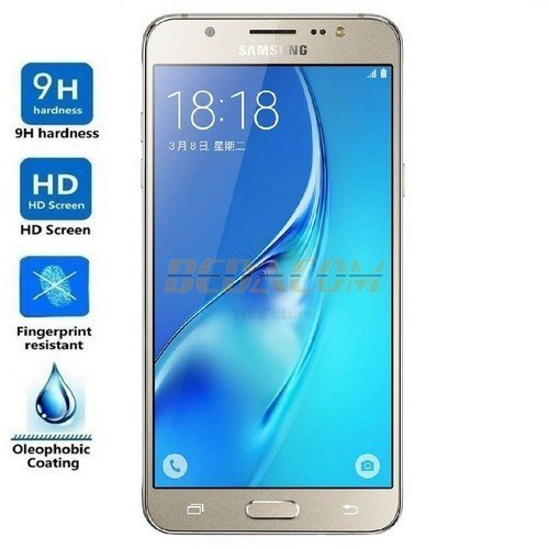 BEDACOM®- Protector de pantalla cristal templado para Samsung Galaxy J5 2016 J510