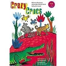 Crazy Crocs New Readers Fiction 2 (LONGMAN BOOK PROJECT)