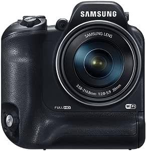 """Samsung WB WB2200F Appareil Photo Bridge 16,4 MP 1/2.3"""" CMOS 4608 × 3456 Noir: Amazon.fr: Photo"""
