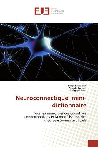 Neuroconnectique: mini-dictionnaire