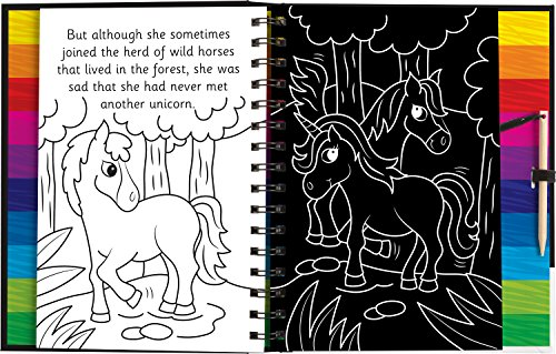 Scratch-and-Draw-Horses-and-Unicorns