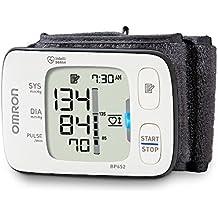 Omron BP652 Wrist Automatic blood pressure unit 1usuario(s) - Tensiómetro (AA,