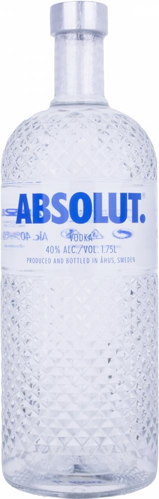 Absolut Night Vodka - 1750 gr