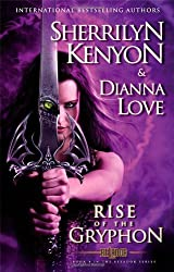 The Rise of the Gryphon: Number 4 in series (Belador Code) by Sherrilyn Kenyon (30-Jul-2013) Paperback