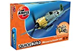 Airfix J6001 Modellbausatz Messerschmitt 109 Quick-Build