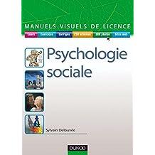Manuel visuel de psychologie sociale (Manuels visuels de Licence)