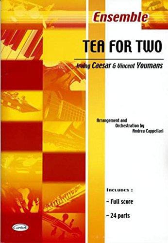 TEA FOR TWO (PARTI) (Ensemble series)