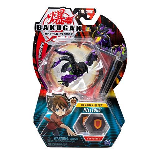 BAKUGAN Spin Master Battle Brawlers Ultra, Nillious