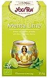 Yogi Tea Menta Lime - 17 Bustine Filtro [30.6 gr]