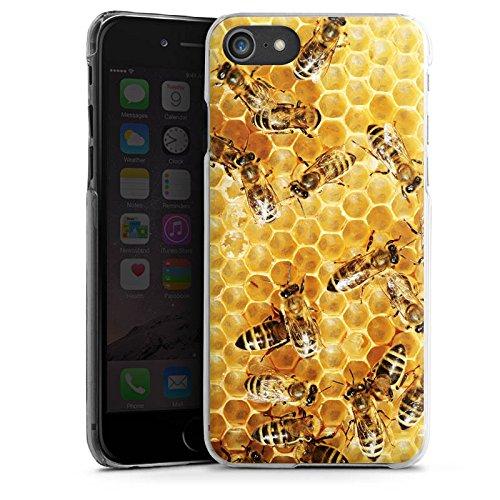 Apple iPhone 5s Hülle Case Handyhülle Bienen Biene Insekten Hard Case transparent