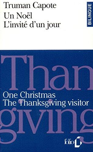 Un Noel (Folio Bilingue) par Truman Capote