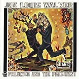 Songtexte von Joe Louis Walker - Preacher and the President