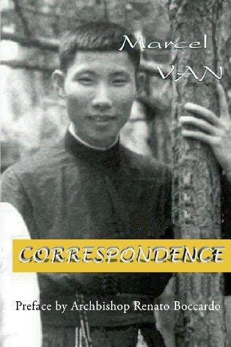 Correspondence by Marcel Van (2014-03-20)