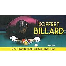 Coffret Billard