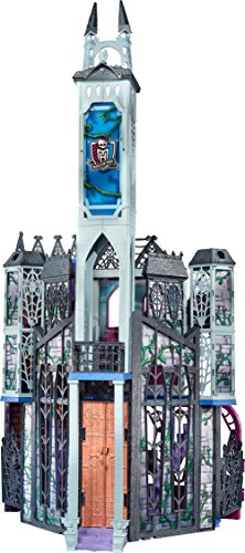 Image of Monster High Deadluxe High School Play Set