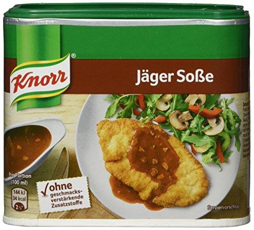 Knorr Jäger Soße Dose, 3er-Pack (3 x 2 Liter) Soße