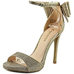 ZIGI SOHO Frauen Pumps Gold Groesse 8.5 US /39.5 EU