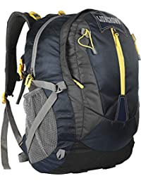 Lioncrown Polyester 60L Travel Trekking Rucksack/Hiking/Camping/Weekender Backpack