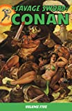 Image de Savage Sword of Conan Volume 5