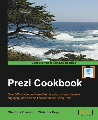 Prezi Cookbook by Charlotte Olsson (2015-03-27)