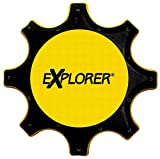 Explorer Yoga Star SUP della Stazione Docking Station stand up paddle SUP 245/200x 20cm