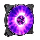 Cooler Master MasterFan Pro 140 Air Pressure RGB Ventilateurs de boîtier 'RGB LED, 650 - 1,550 +/-10 RPM, 140mm' MFY-P4DN-15NPC-R1