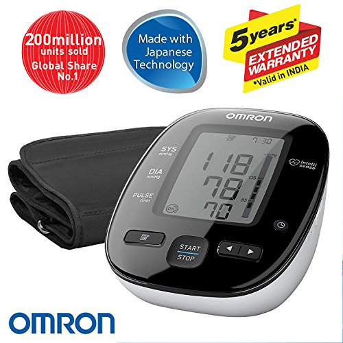 Omron HEM-7270 Blood Pressure Monitor with 60 Measurement Memory
