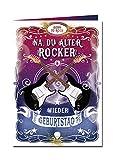 bentino XXL Glückwuschkarte mit Musik'Rocker' | Geburtstagskarte mit Sound | Grußkarte mit Umschlag A4 | Interaktive Klappkarte mit Melodie | Karte mit Gitarrenspiel-Funktion und Soundeffekt