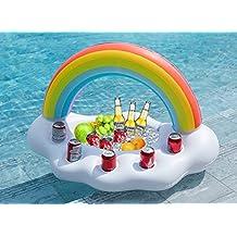 Party- & Eventdekoration Offizielle Website Getränkehalter Flaschenhalter Aufblasbar Badespielzeug Pool Trinkhalter Donut