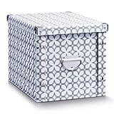 Aufbewahrungsbox Pappe XL Retro 17899 Aufbewahrungskiste