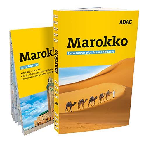 ADAC Reiseführer plus Marokko: mit Maxi-Faltkarte zum Herausnehmen