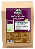 Erdschwalbe EU BIO Hanfprotein - Hergestellt und Rohware EU - Veganes Eiweißpulver - 1 Kg