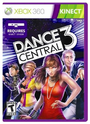 Dance Central 3 (輸入版:アジア) - Central Xbox Dance 360 3