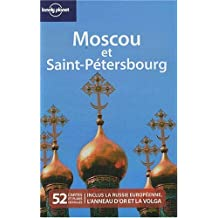 MOSCOU ET ST-PETERSBOURG 1ED
