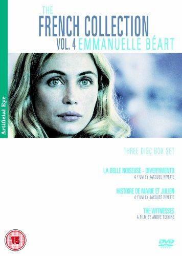 Bild von The French Collection: Vol. 4 - Emmanuel Beart [3 DVDs] [UK Import]