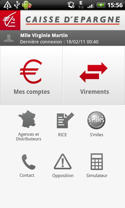 Caisse D Epargne Amazon Fr Appstore Pour Android