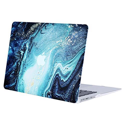 MOSISO Funda Dura Compatible MacBook Air 13 Pulgadas