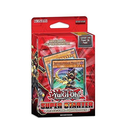 Lively Moments Yu-Gi-Oh! Karten Space - Time Showdown Super Starter Deck 1. Auflage DE Deutsch Yu Gi Oh