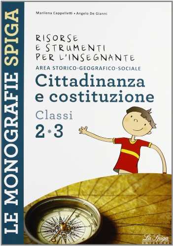 Cittadinanza e Costituzione - Classi 2-3