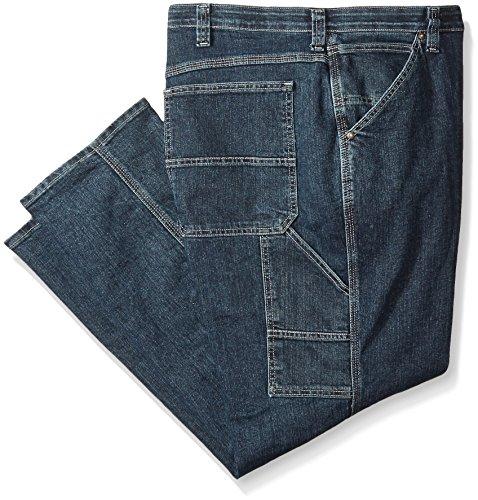 Lee Men's Big-Tall Dungarees Custom Fit Carpenter Jean