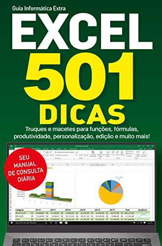 Guia Informática Extra 01 - 501 Dicas Excel (Portuguese Edition ...