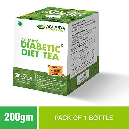 Acharya Diabetic Diet Tea Anti (200 gm)