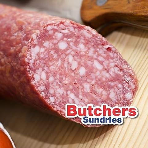 Casings Skins Beef Middles Perfect for Salami, Haggis,18 meters per pack 50-55mm