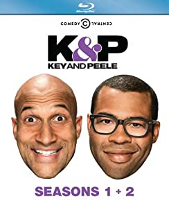 Key & Peele: Seasons One & Two [Blu-ray] [US Import]