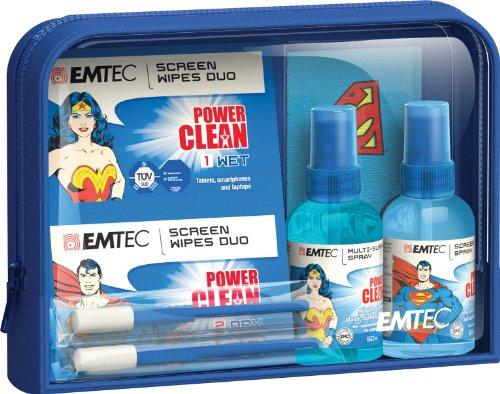Emtec Kit de voyage Travel essentials - entretien...