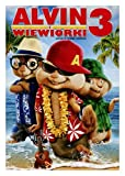 Alvin and the Chipmunks: Chip-Wrecked [DVD] [Region 2] (English subtitles)